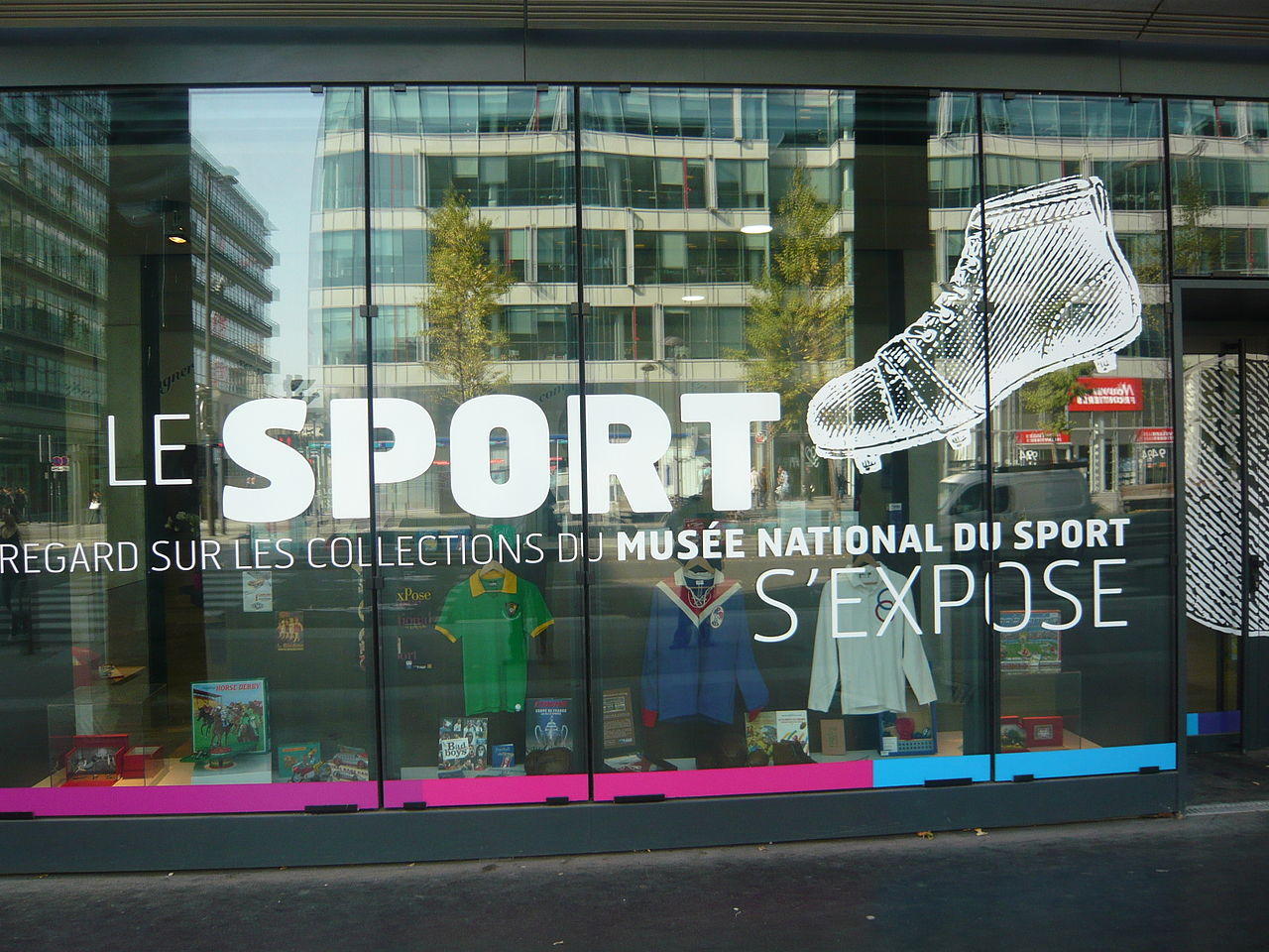 Musée du sport de Nice
