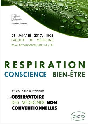 2e Colloque universitaire OMNC, Nice