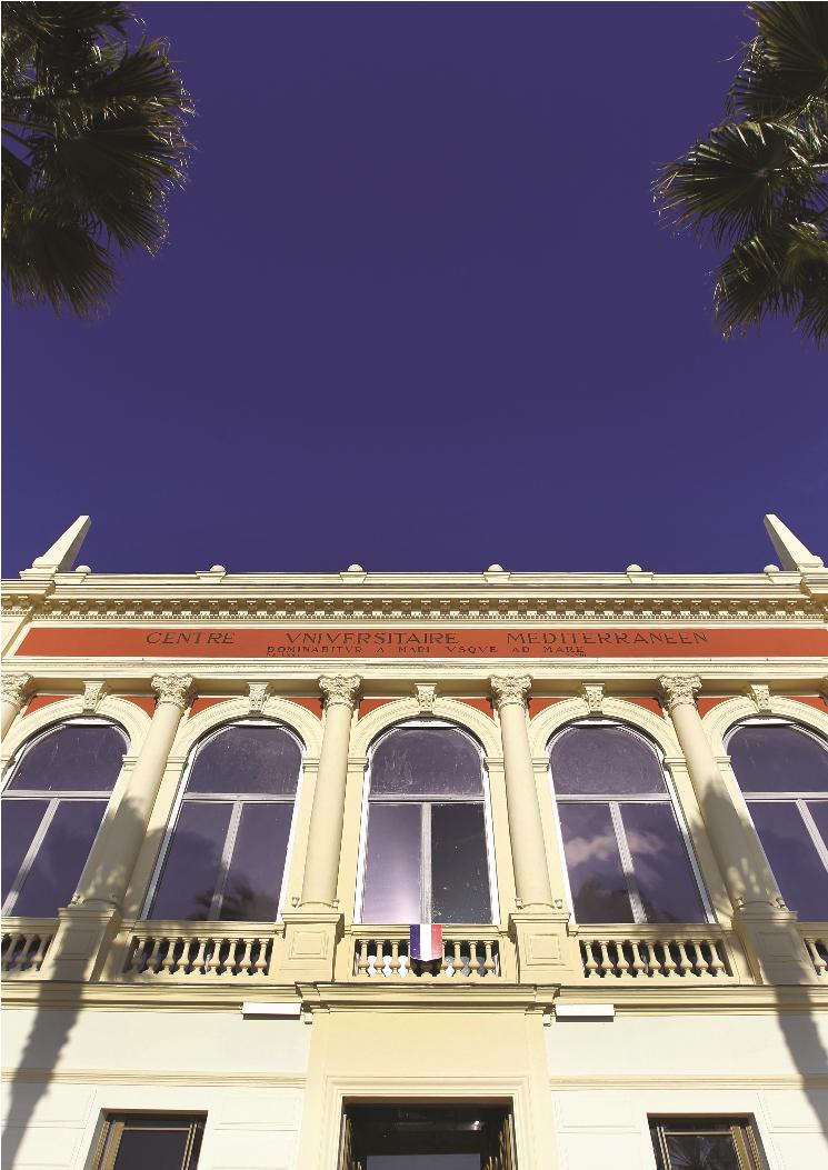 Centre universitaire méditerranéen (CUM)