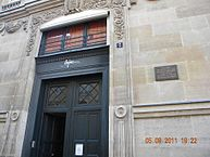 Biblioteque_Cujas_on_Cujas_Street,_Paris